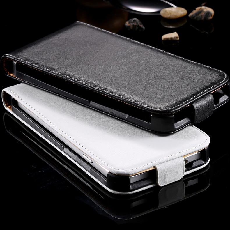 Mobile Phone Accessories Parts Genuine Leather Flip Case For HTC One X S720E G23 Classic Busines