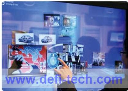 """10 real touch points 47"""" IR touch frame/IR multi Touch Screen Frame(China (Mainland))"""