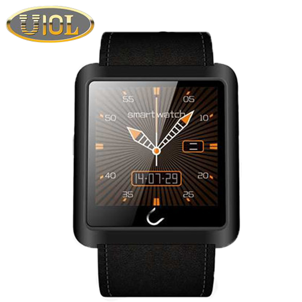 2015 Smartwatch Smart watch U10L Uwatch Bluetooth reloj inteligente wearable devices telefono for iphone and Android phone<br><br>Aliexpress