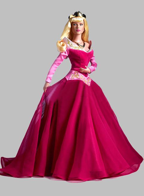 Cosplay Sleeping Beauty Princess Aurora Adult Costume Ball Gown Party Dress Cosplay DressÎäåæäà è àêñåññóàðû<br><br>