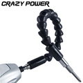 CRAZY POWER Snake Drill Flexible Shaft Connecting Link For Electric Drill Connection Shaft Screwdriver Connect Rod