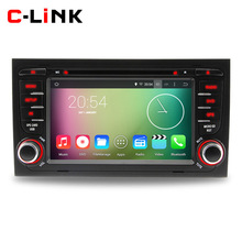 "Quad Core 1.6GHz 7"" 1024*600 Android 4.4 Car PC For Audi A4 S4 RS4 2002-2008 Video Player GPS Radio RDS WIFI Bluetooth Call OBD2(China (Mainland))"