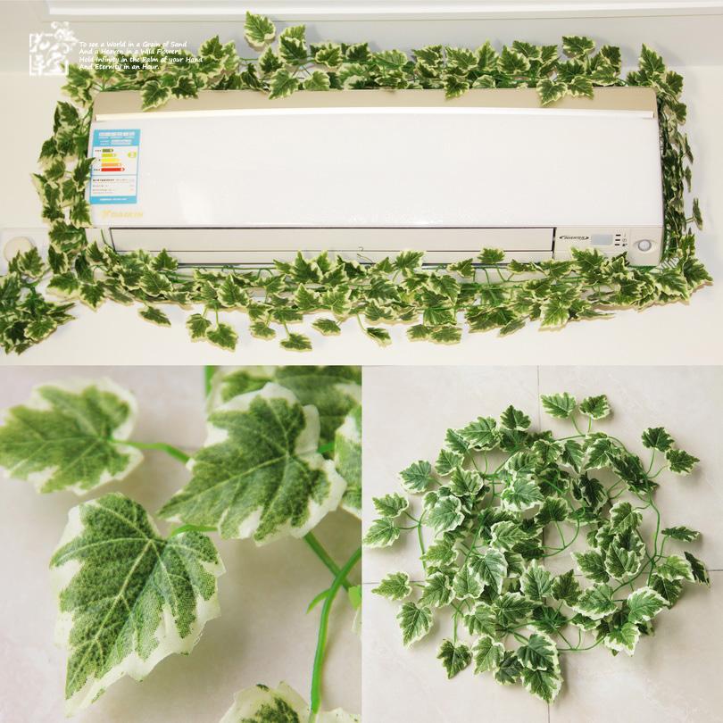 Bindweeds artificial flower vine leaves bindweeds plastic wall silk - newlly liu's store