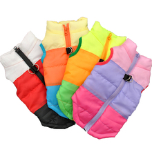 Buy Cheap Pet Puppy Warm Dog Clothes Casual Dog Coat Jacket Padded Small Cat Vest Harness Windproof Winter Capa Ropa Cachorro40 for $3.35 in AliExpress store