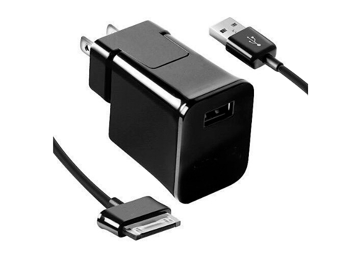 5V 2A Charger For Samsung Galaxy Tab P1000 P3100 P7500 P6200 EU/US Wall Charger Adapter + USB Data Charging Cable For Tablet PC(China (Mainland))