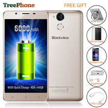 Buy Blackview P2 Cell phone 6000mAh 4GB RAM 64GB ROM Android 6.0 smartphone MT6750T Octa Core 5.5 inch FHD Mobile Phone 13MP camera for $169.99 in AliExpress store