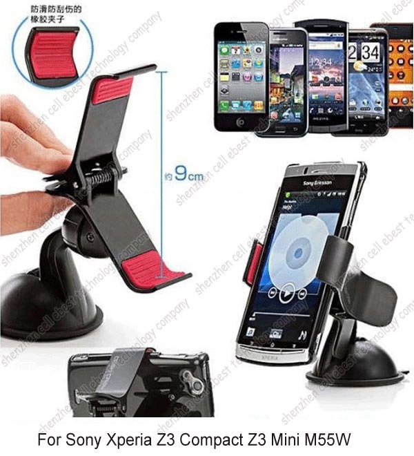 car holder Cradle Sony Xperia Z3 Compact Mini M55W - shenzhen cell ebest Co., LTD store