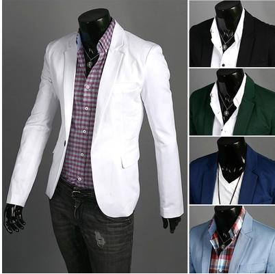Cheap White Blazer Jacket