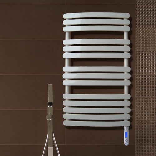 Stainless Steel Electric Radiator Towel Rail: Electric Heating Towel Rack Stainless Steel Toallero