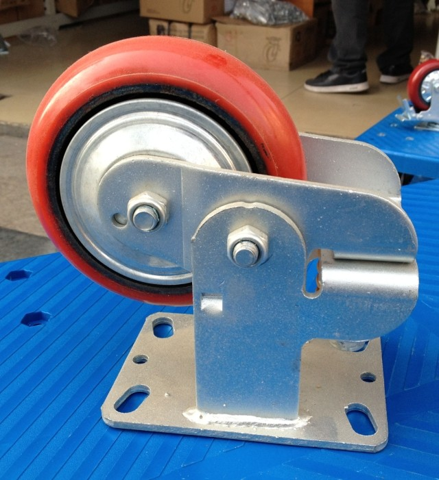 6 inch damping wheel directional caster wheels industrial wheel<br><br>Aliexpress
