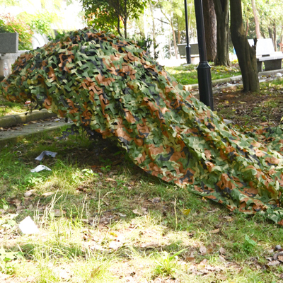 Outdoor Hunting Camping Military Camouflage sun shelter net Woodland jungle netting Woodlands camo blinds tarp car-covers Tent <br><br>Aliexpress
