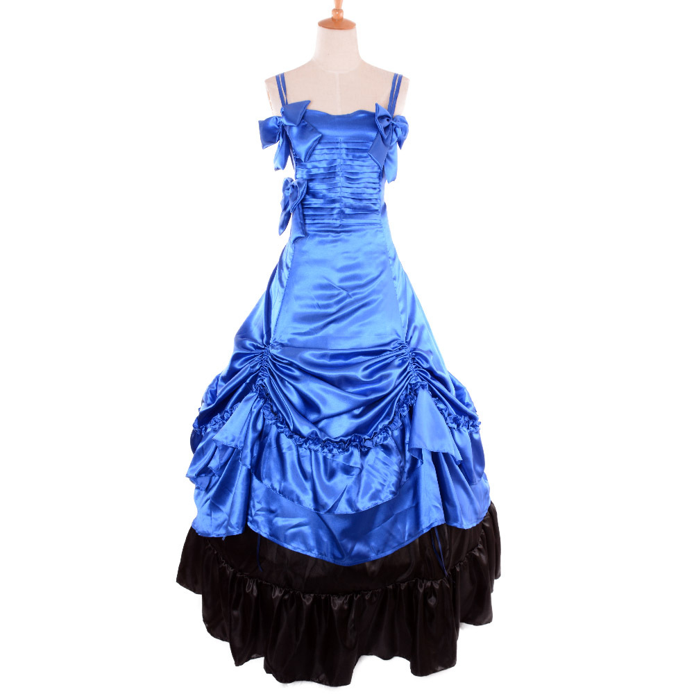 Adult southern belle dress