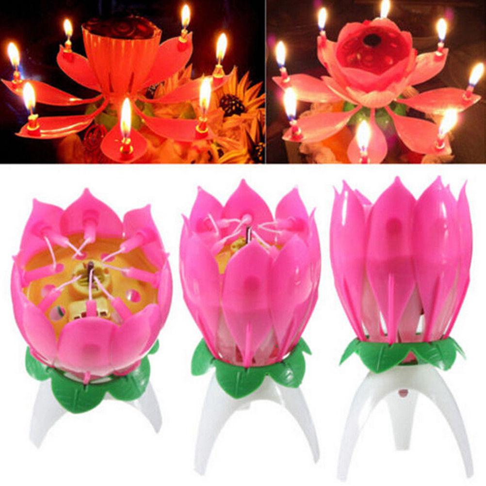 fleur bougie qui ouvre promotion achetez des fleur bougie qui ouvre promotionnels sur aliexpress. Black Bedroom Furniture Sets. Home Design Ideas