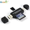 Binmer Card Reader SD Card TF Triplet OTG Smart Adapter Function Multi For Macbook Feb16 MotherLander