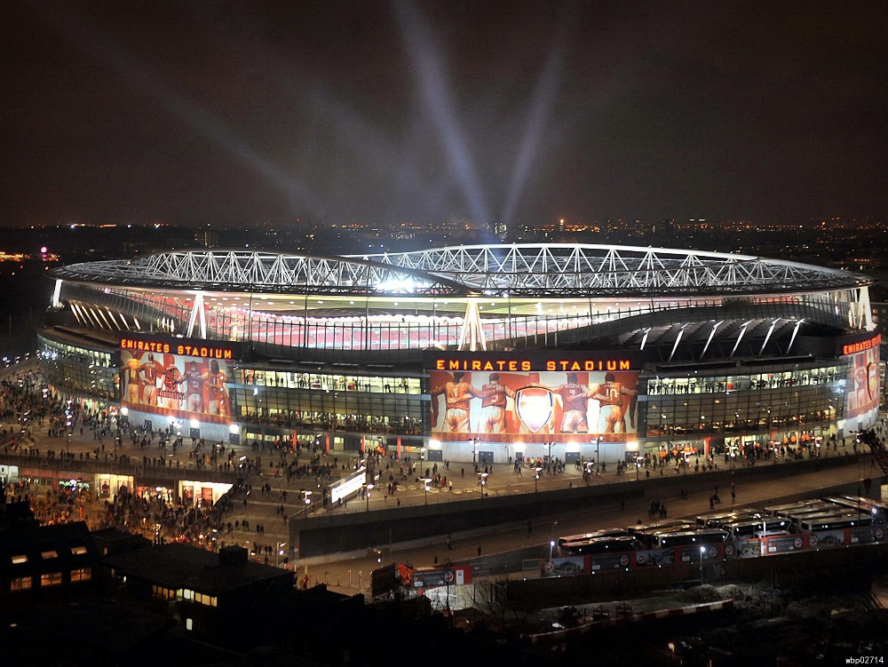 Emirates Stadium Arsenal Football Sport Art Huge Print Poster TXHOME D5159(China (Mainland))