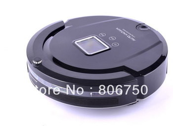 The Best And Newest Robot Floor  Cleaner+ Low Nosie +more than 90 minutes working time+UV light