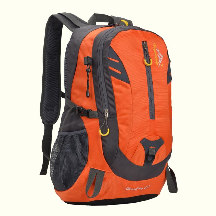 HUWAIJIANFENG Outdoor Climbing Bag Backpack Large Capacity Travel Bags Sport Leisure School 1345 - store