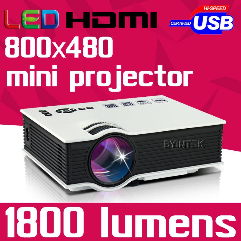 2016 New Home Theater HDMI USB 1080P HD Cinema Portable pOCKeT Pico LCD LED PC Video mini Projector Beamer projektor Proyector(China (Mainland))