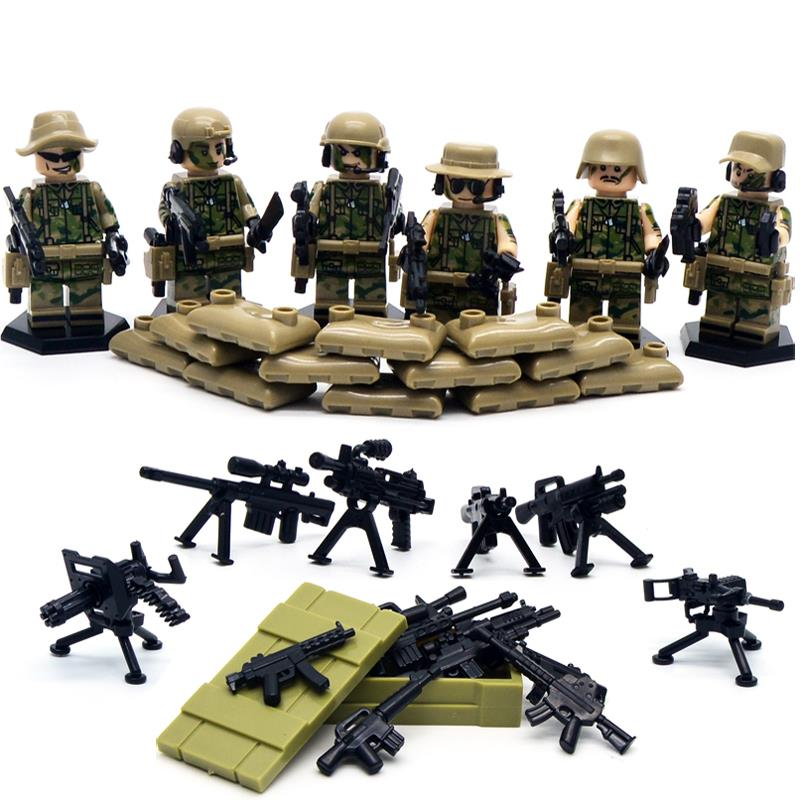 Online Buy Wholesale swat lego from China swat lego