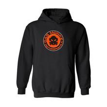 Black Gas Monkey Garage Hooded sweatshirt outerwear Style in Fashion hoodies men hip hop streetwear long xxs 4xl White