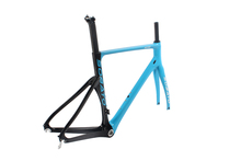 Buy SOBATO 2016 Newest carbon Road Bicycle Frameset Aero Carbon Frame road bike Size XS, S, M, L,XL carbon road frame for $499.00 in AliExpress store