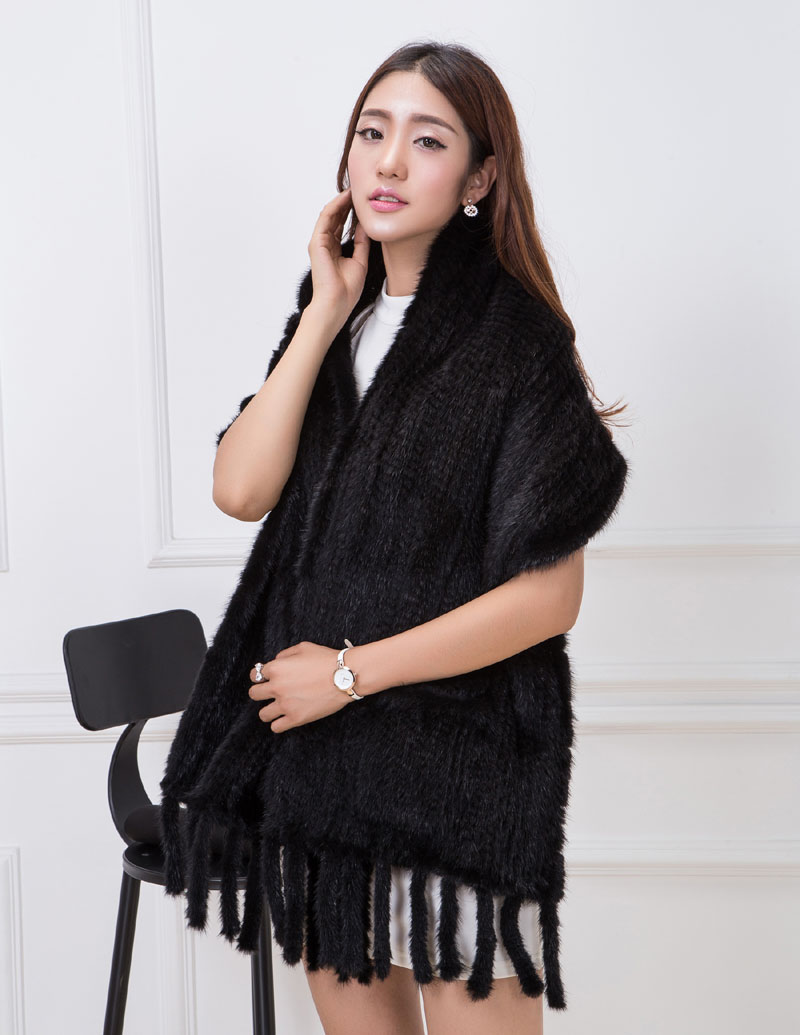 mink fur shawl 8