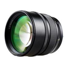 New Zhongyi Speedmaster 85mm F/1.2 Full Frame Camera Lens for Canon EF EOS Mount(China (Mainland))
