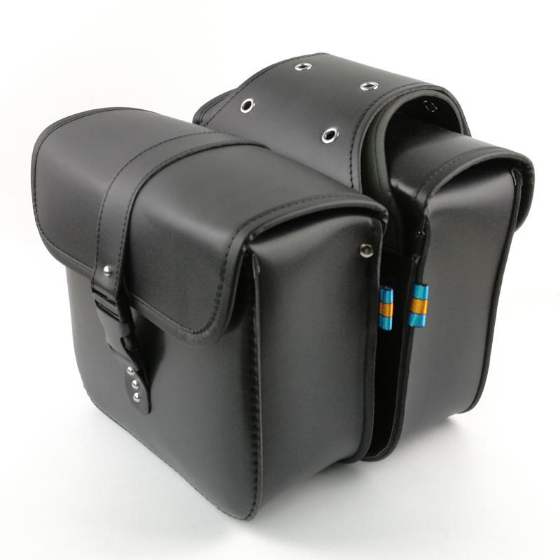 Motorcycle saddle bags saddlebag Prince Regal Raptor cruise vehicle side box edge motorcycle knight(China (Mainland))