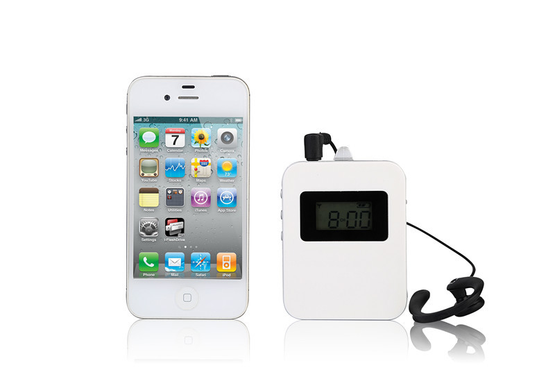 Digital wireless assistive listening system 2 pc (1 pc transmitter+ 1 pc receiver)(China (Mainland))