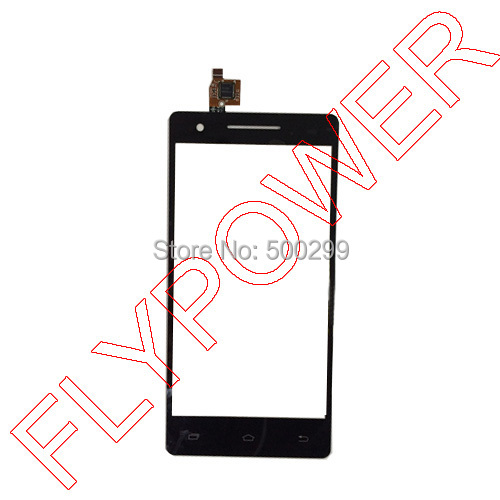 For Newman K18 Newsmy Touch digitizer Glass Screen black by free shipping(China (Mainland))