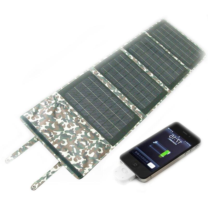 40w 18v Output Solar Charger Bag Laptop Battery Tablet Pcs Digital Cameras Psp Game