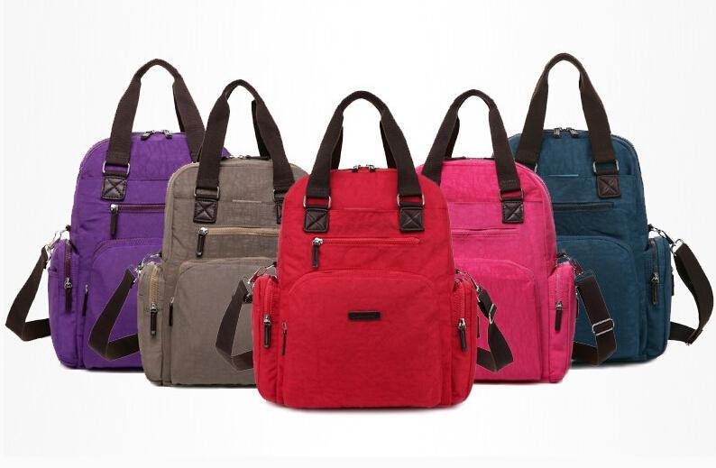 New 2016 Colorland Fashion multifunctional nappy bags waterproof nylon font b baby b font diaper bag