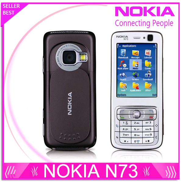 Aliexpress.com : Buy Refurbished Unlocked Nokia N73 Mobile