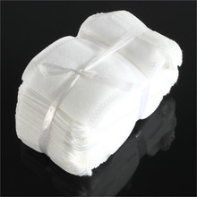 100pcs/Set Empty String One-time Heat Seal Filter Paper Teabags Tea Herb Bags 7*9cm(China (Mainland))