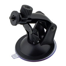 Buy Professional Car Windshield Suction Cup Mount Holder Driving Recorder Bracket Tripod Adapter Gopro Hero 3 2 1 Camera for $1.29 in AliExpress store