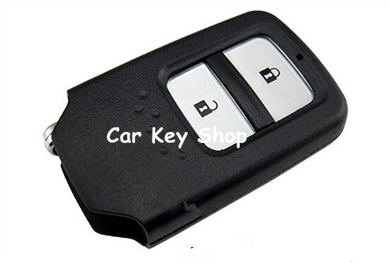Blank Smart Remote Key Fob Shell 2 Button For Honda Accord Crider WITH Free shipping()