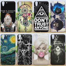 New Arrival Perfect Design Colored Paiting Back Cover Case For HTC Desire Eye M910X Phone Cases For HTC Eye Hot Selling