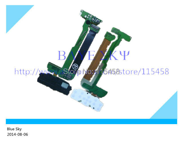 For Nokia N95 8GB flex cable with real Camera by free shipping(China (Mainland))