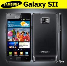 "i9100 Unlocked Original samsung GALAXY SII S2 I9100 cell phone Android 2.3,Wi-Fi,GPS,8MP camera,Dual Core 4.3"" Refurbished"
