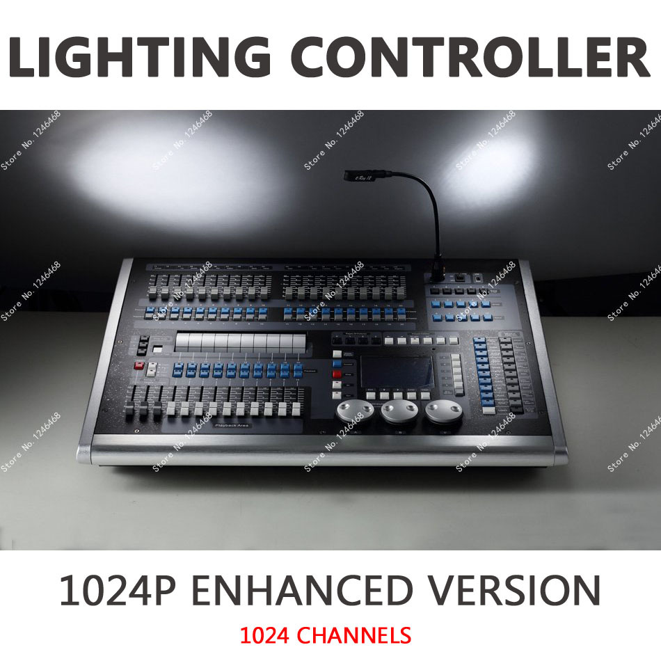 2015 New DMX 512 /1990 Standard 1024P LED Stage Lighting Console dmx controller lighting stage consoles DMX 1024(China (Mainland))