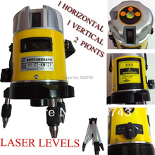 ZT KM121 Line Cross laser distance measure kit Laser Level Red 2 lines 2pionts Optical Instruments