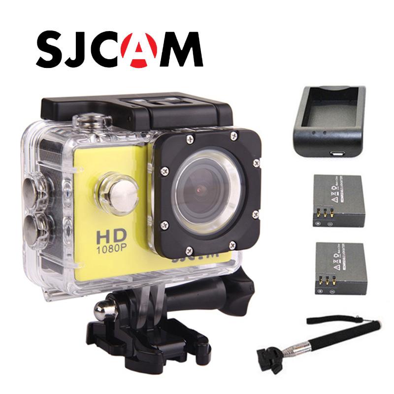 Free shipping!! SJ4000 Full HD Sport Action Camera Diving 30M Waterproof extreme Helmet Cam G-Senor Camcorder DVR+8GB card <br><br>Aliexpress