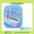 oral hygiene plastic toothbrush holder uv sterilizer
