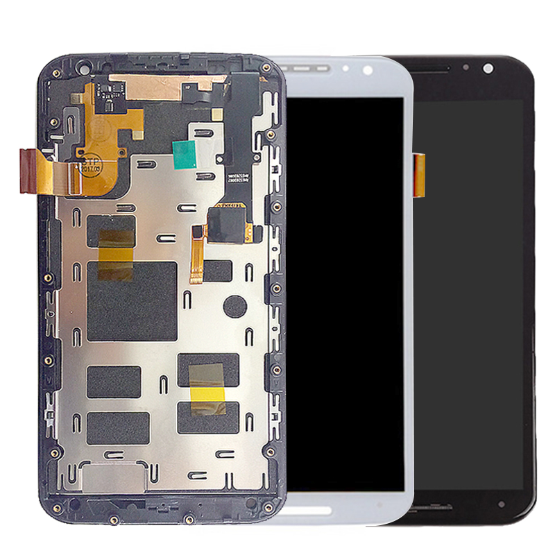 Tested Well LCD For Motorola Moto X2 Xt1092 Xt1095 Xt1097 LCD Display + Touch Screen with Digitizer Assembly Frame Kit Tools(China (Mainland))