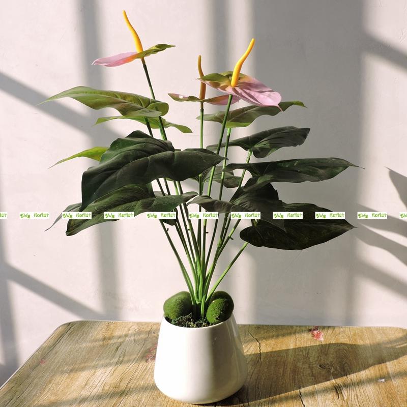 hohe qualit t gro handel calla lilie vase aus china calla. Black Bedroom Furniture Sets. Home Design Ideas