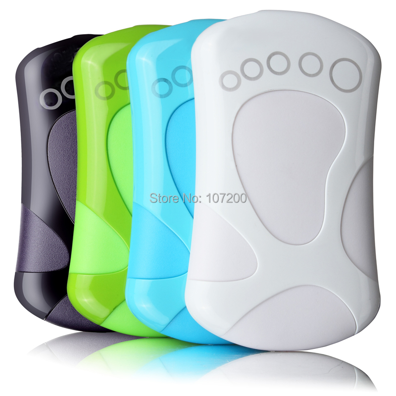 6800mAh lovely Small Feet External Battery charger iphone 4 4S 5 5S,Samsung Tablet, hot sales - Lino Electronics Mall store