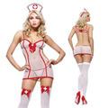 ST172 hot open sexy lingerie hot nurse uniform sexy underwear erotic lingerie hat SM cosplay bikini