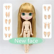 Es Pabrik Blyth Doll 1/6 Mainan BJD Neo 30 Cm Blyth Kustom Boneka Joint/Tubuh Normal Penawaran Khusus Pada dijual Acak Warna Mata 30 Cm(China)