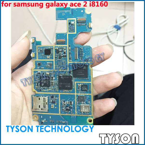 Mainboard for samsung galaxy ace 2 i8160 Motherboard Free Shipping