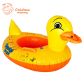 Cartoon Children Baby Swimming Swim Seat Ring Float For 0 2 Years Rattle inside Cute Yellow